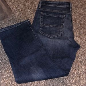 Used jeans by lucky brand size 12